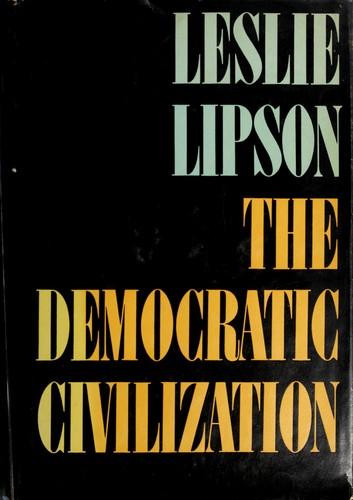 Download The democratic civilization.