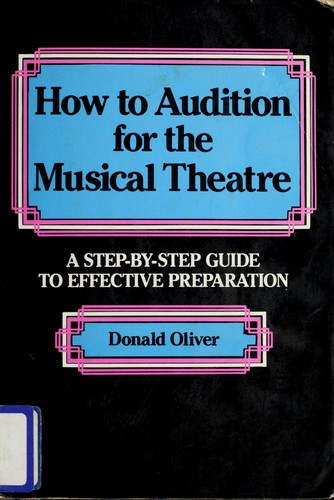 Download How to audition for the musical theatre