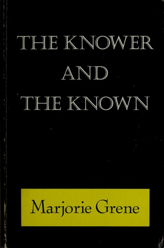 Download The knower and the known