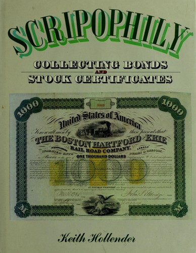 Download Scripophily