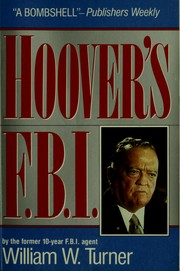 Hoover's FBI by William W. Turner