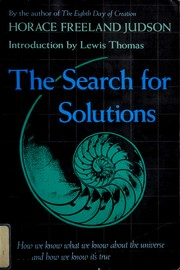 The search for solutions PDF