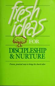 Fresh ideas for discipleship & nurture PDF