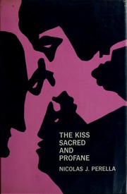 The kiss sacred and profane PDF