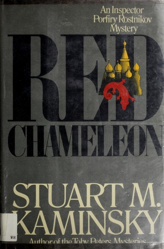 Download Red chameleon