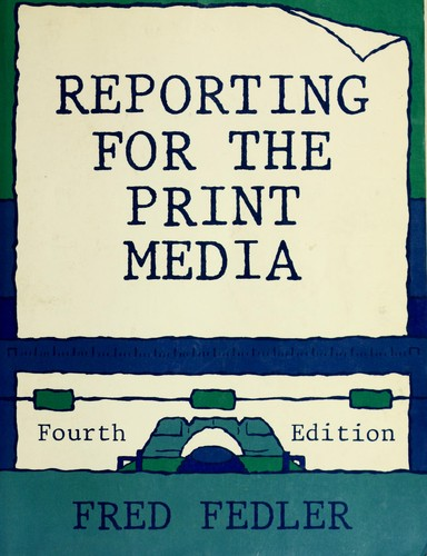 Download Reporting for the print media