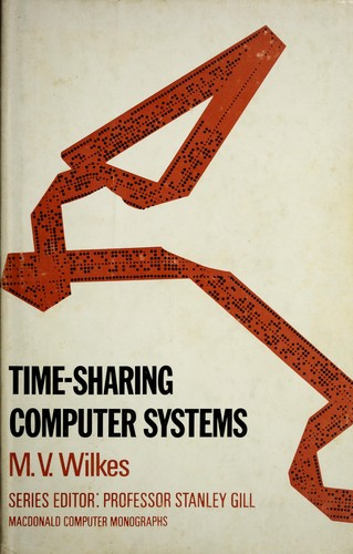 Time-sharing computer systems