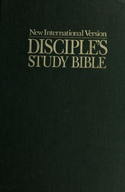Disciple's study Bible PDF