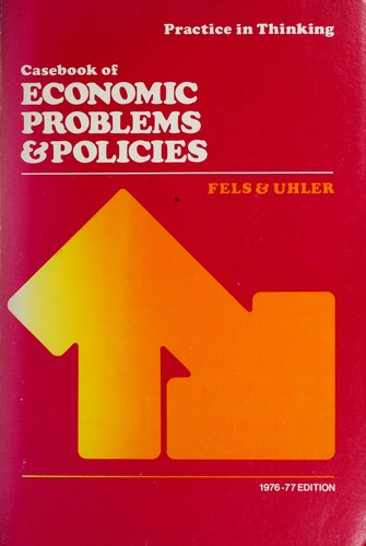 Download Casebook of economic problems and policies