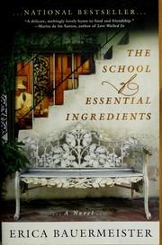 The school of essential ingredients PDF
