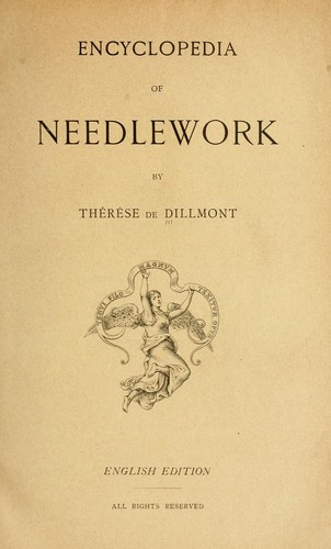 Download Encyclopedia of needlework