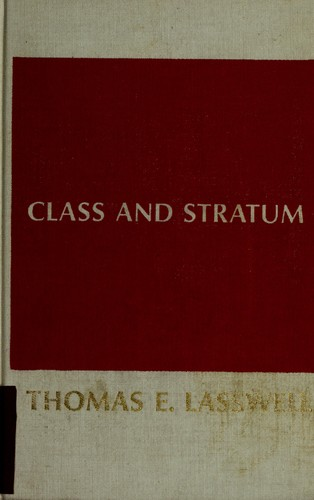 Download Class and stratum
