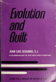 Evolution and guilt PDF