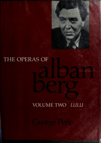 The operas of Alban Berg