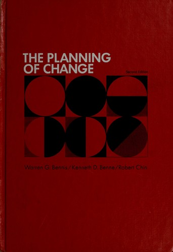 The planning of change.