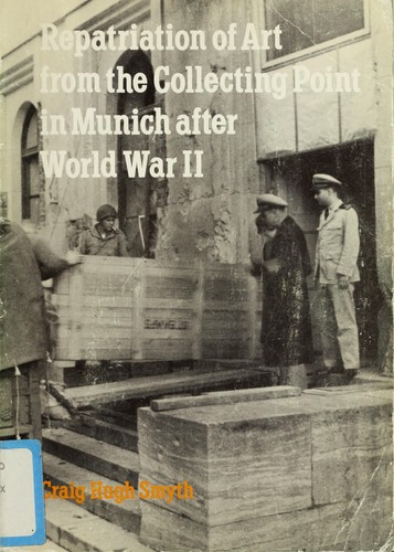 Download Repatriation of art from the Collecting Point in Munich after World War II