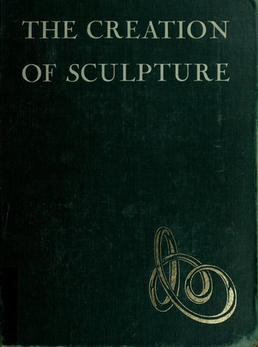 Download The creation of sculpture.