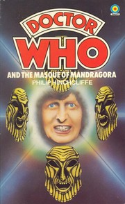 Doctor Who and the Masque of Mandragora by Philip Hinchcliffe