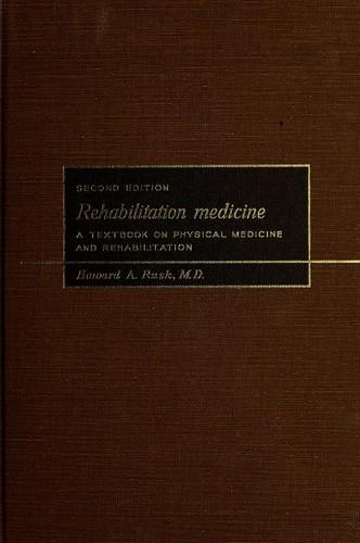 Download Rehabilitation medicine