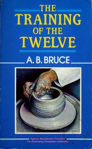 The training of the twelve.