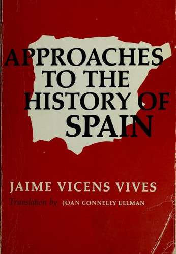 Download Approaches to the history of Spain.