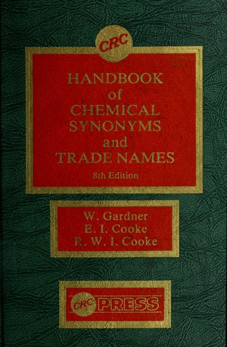 Download Chemical synonyms and trade names