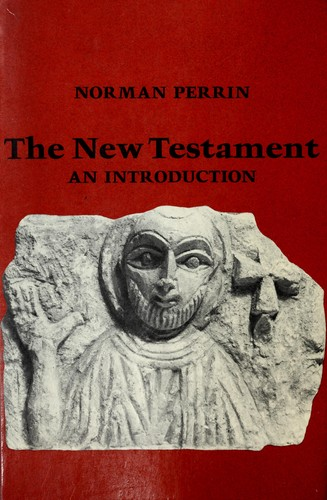 The New Testament, an introduction