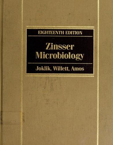 Zinsser microbiology