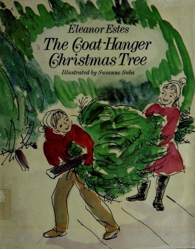 The coat-hanger Christmas tree.