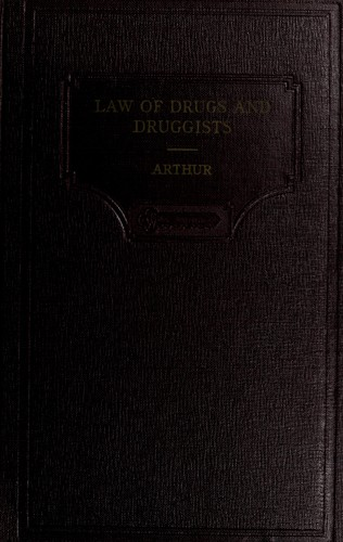 Download The law of drugs and druggists