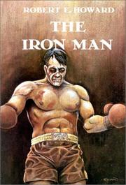 The iron man by Robert E. Howard