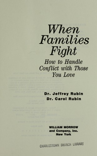 Download When families fight