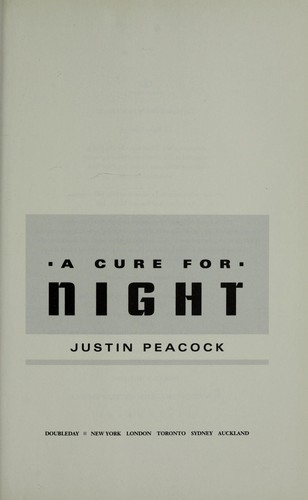 Download A cure for night
