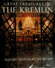 Great treasures of the Kremlin by David Douglas Duncan