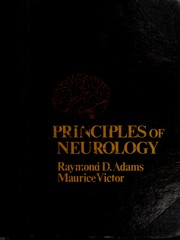Cover of: Principles of neurology by Adams, Raymond D.