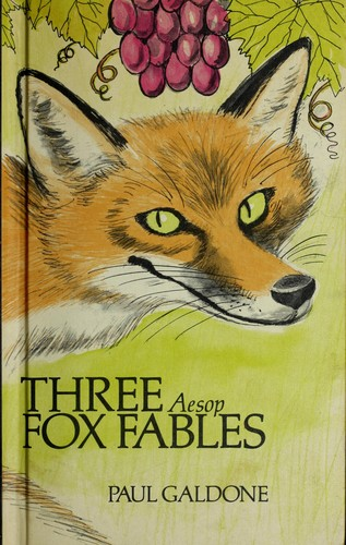 Download Three Aesop fox fables.