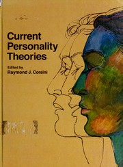 Current personality theories PDF