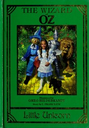 Cover of: The  Wizard of Oz | L. Frank Baum