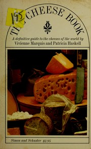 The cheese book by Vivienne Marquis