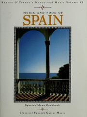 Music and Food of Spain by Sharon O'Connor