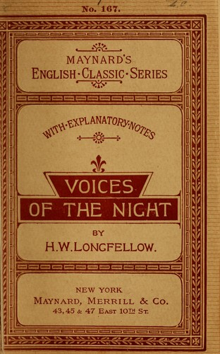 Download Voices of the night