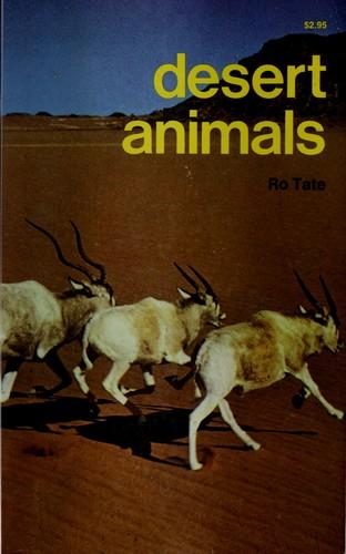 Download Desert animals.