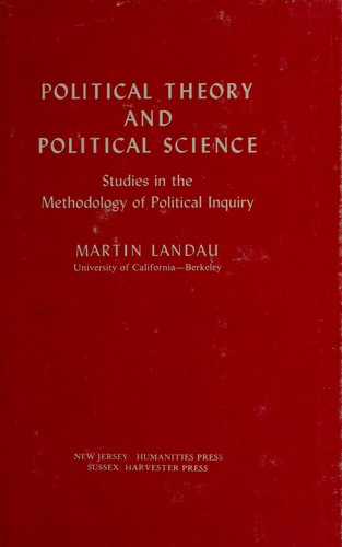Political theory and political science