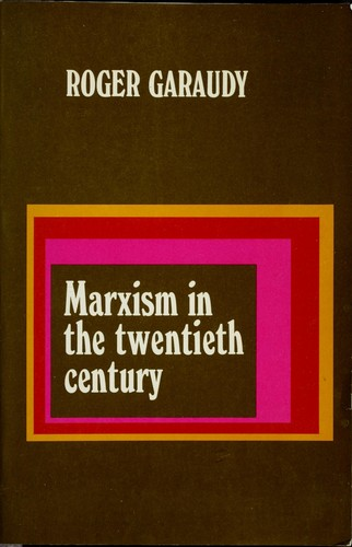 Marxism in the twentieth century.