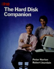 The hard disk companion by Peter Norton