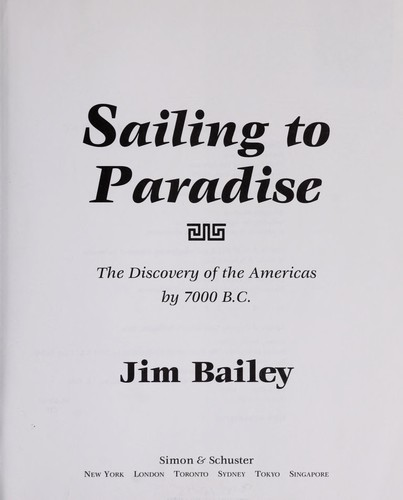 Download Sailing to Paradise