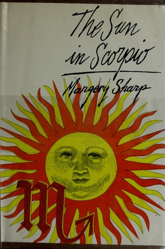 The sun in Scorpio.