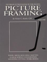 Picture framing by Vivian Carli Kistler