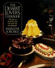 The Dessert Lover's Cookbook PDF