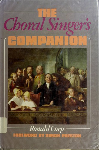The choral singer's companion